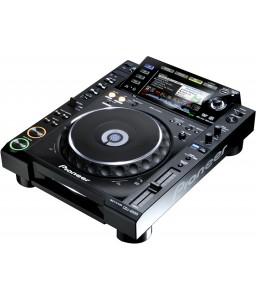 Аренда DJ-Проигрывателя PIONEER CDJ-2000