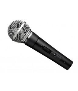 Аренда шнурового микрофона SHURE SM58