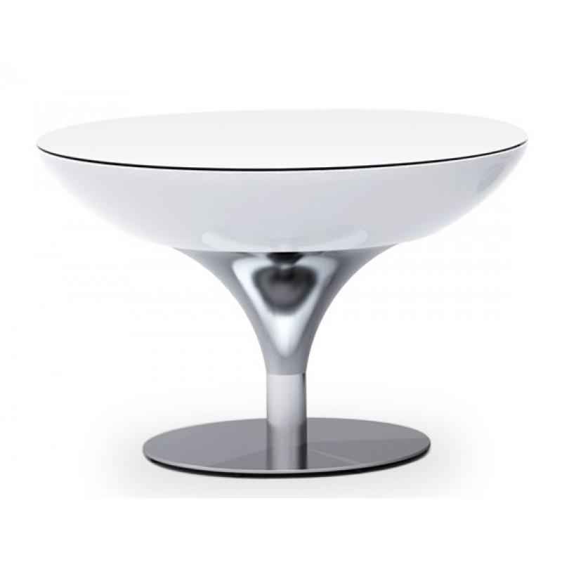 """Светящийся стол """"Мартини"""" кофейный 56 см"""
