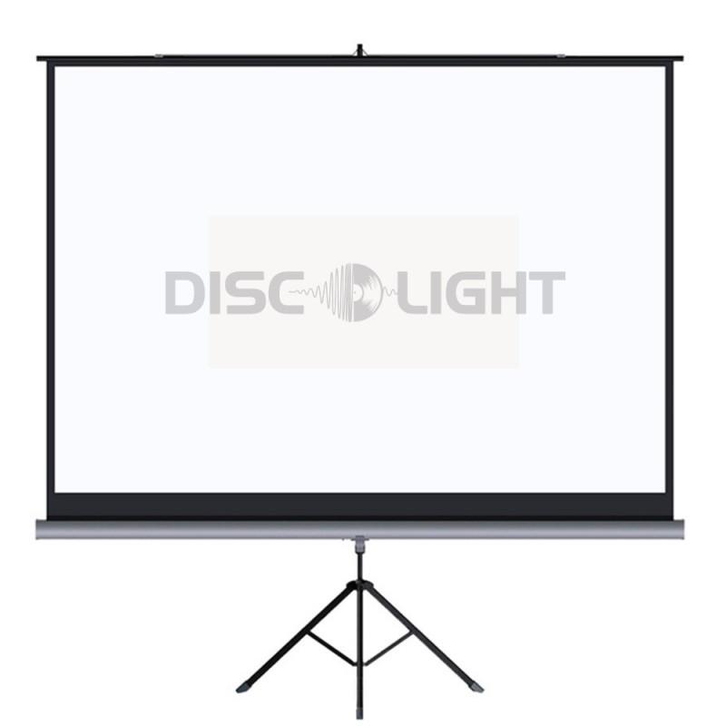 Аренда экрана для проектора 1,8х1,8 м