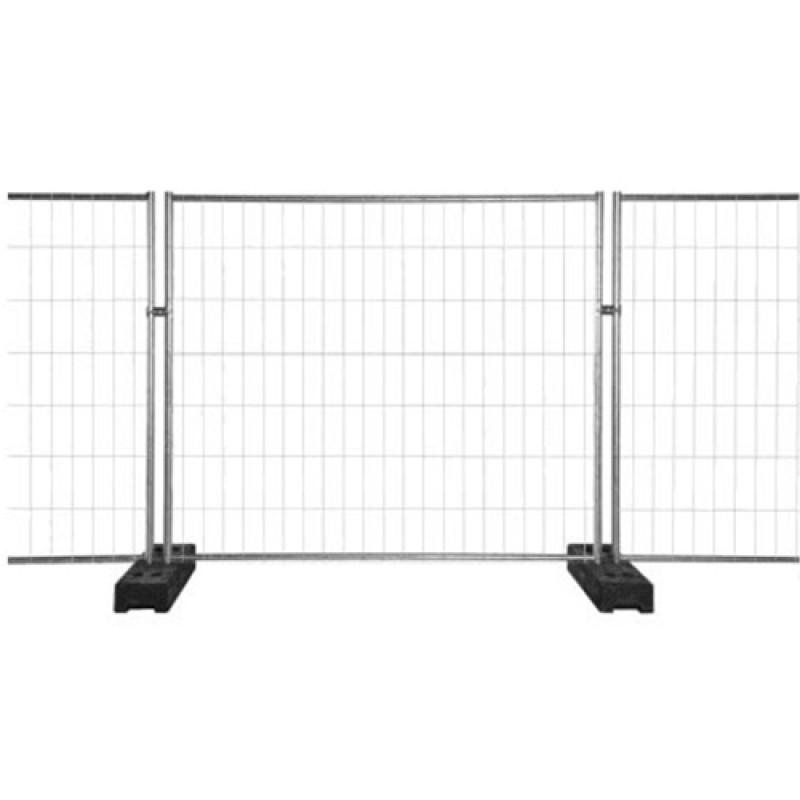 Забор типа F1