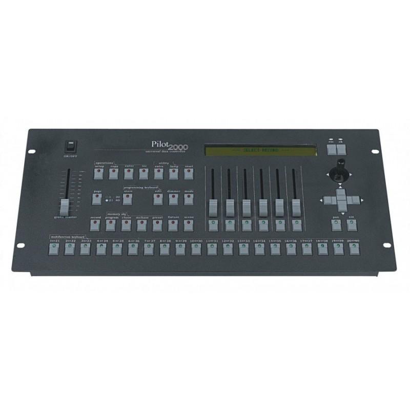 Аренда контроллера DMX-пульт SGM Pilot 2000