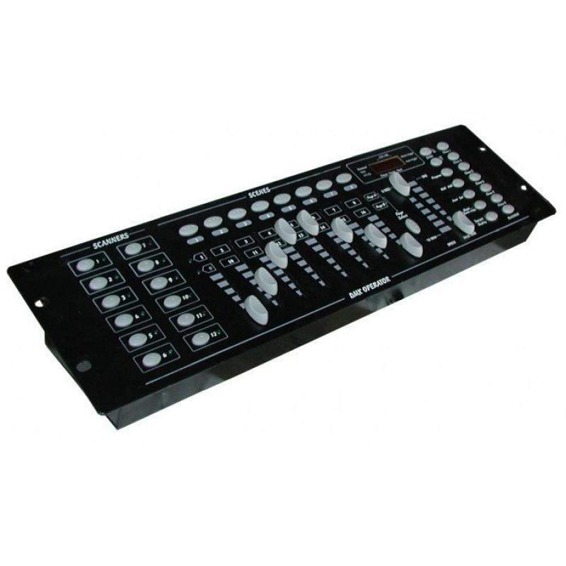 Аренда контроллера DMX-пульт С-192