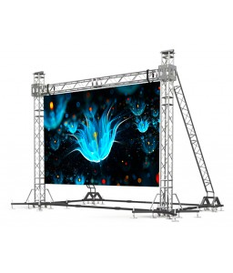 LED Экран 4х3 м, 2 мм Pitch (под ключ)