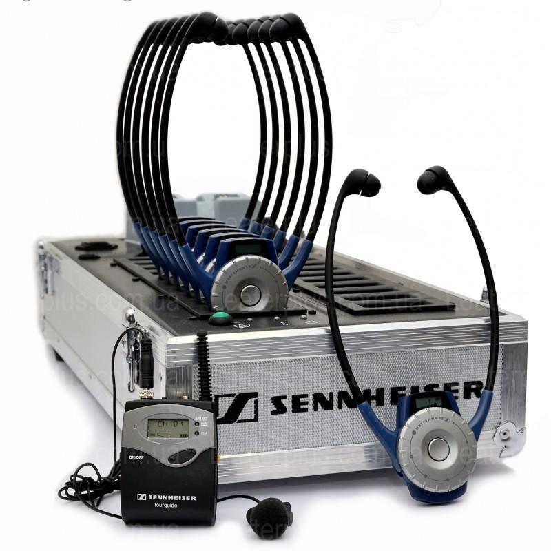 "Радиогид ""SENNHEISER"" от 150грн/чел."