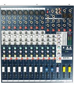 Аренда микшерного пульта Soundcraft EFX 8