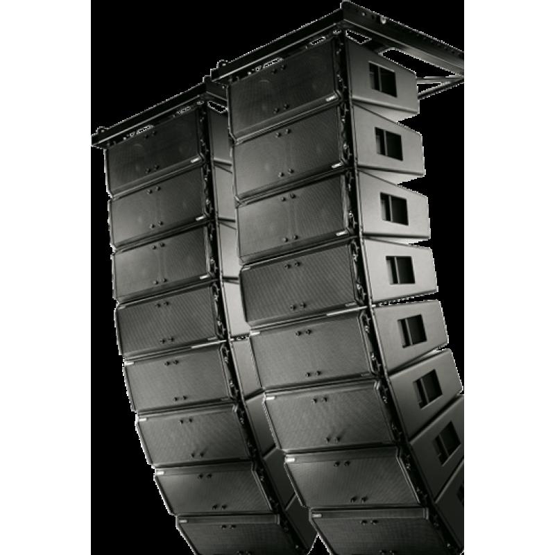 Комплект звука 25 кВт. Линейный массив с подвесом