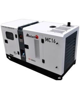 Дизельный генератор 16 кВт Matari MC16