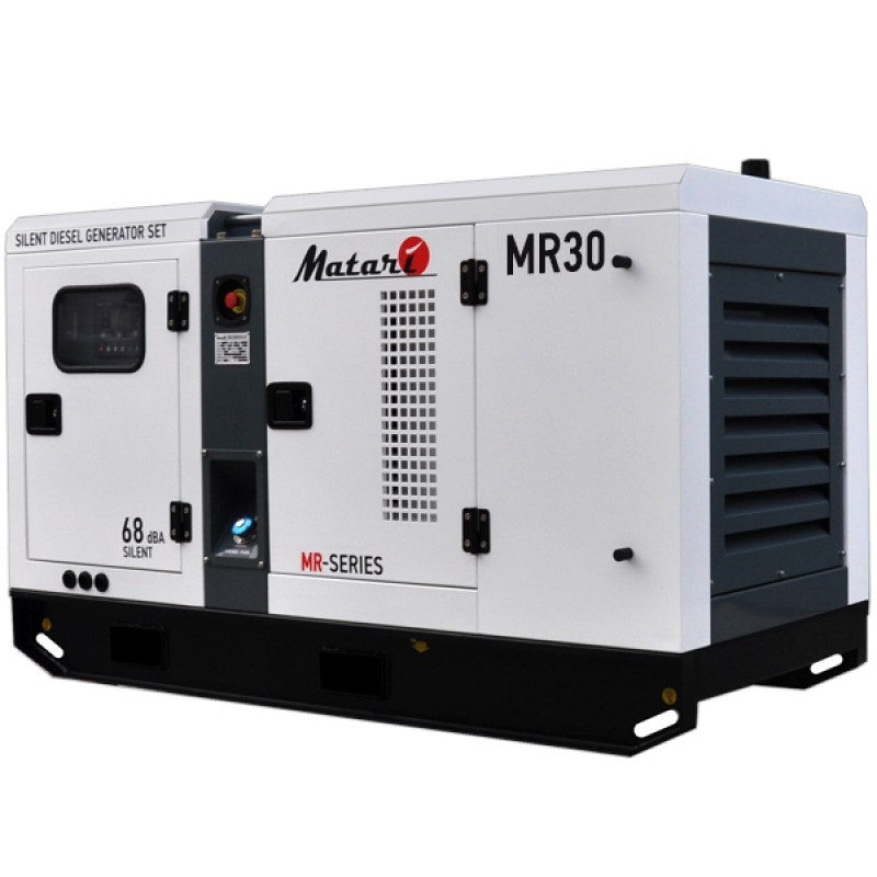 Дизельный генератор 30 кВт Matari MR30