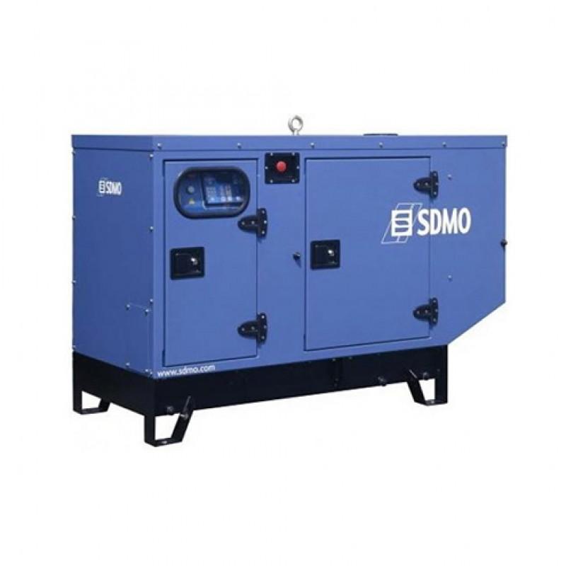Дизельный генератор SDMO J66K 48 кВт