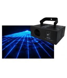 Прокат лазер синего цвета Seven Star B500