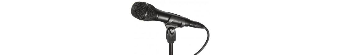 Аренда шнуровых микрофонов