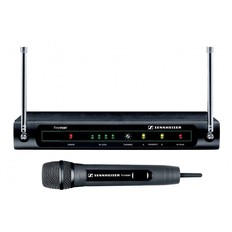 Аренда ручных радиомикрофонов Sennheiser FP35