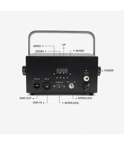 Прокат трёх цветного лазера Seven Star KM003RGB