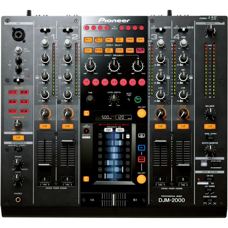 Микшерный пульт PIONEER DJM-2000