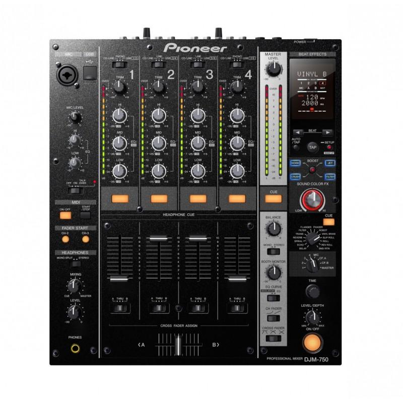 Микшерный пульт PIONEER DJM-750
