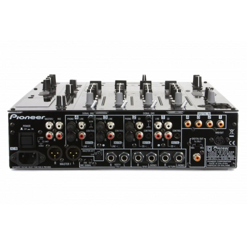 Микшерный пульт PIONEER DJM-800