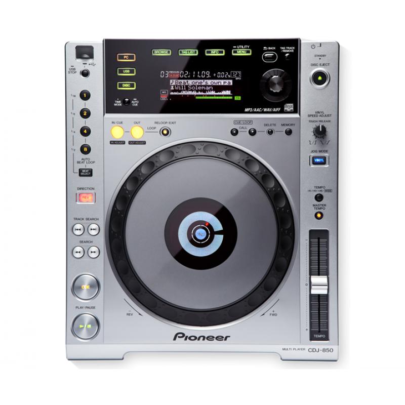 Аренда CD-Проигрывателя Pioneer CDJ-850