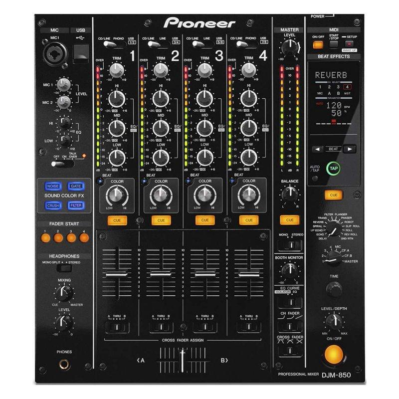 Микшерный пульт PIONEER DJM-850
