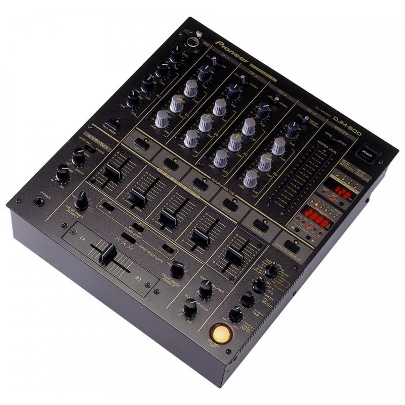 Микшерный пульт PIONEER DJM-600