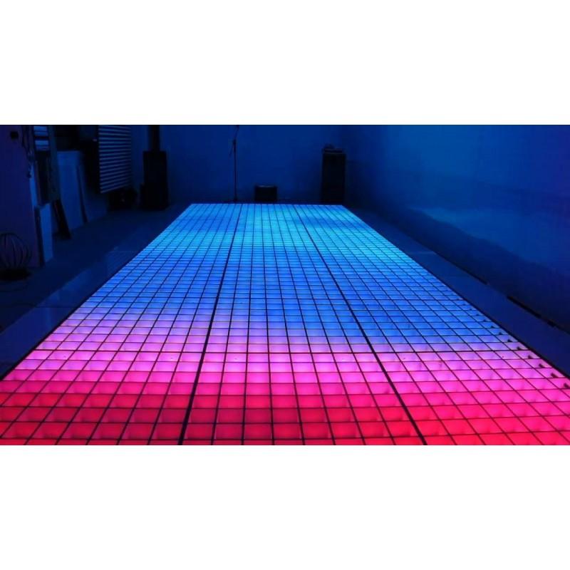 Аренда LED пола 5*3 м (под ключ)